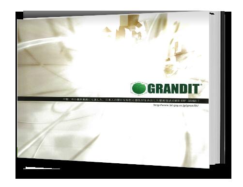 GRANDITホワイトペーパーの画像